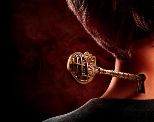 la nouvelel série fantastique Locke and Key