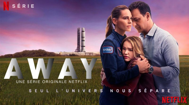Away : en route pour Mars