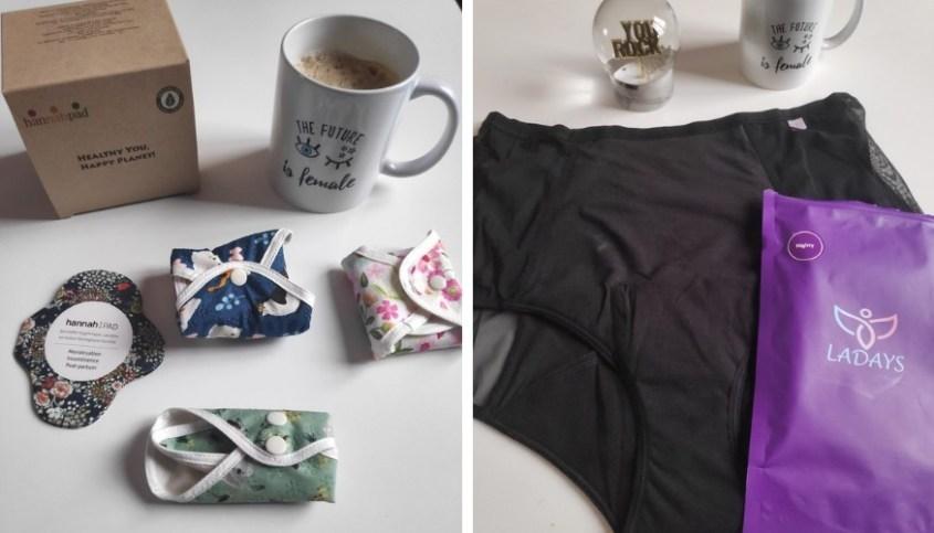 Culotte de règle + Serviette périodique lavable : le combo gagnant des règles