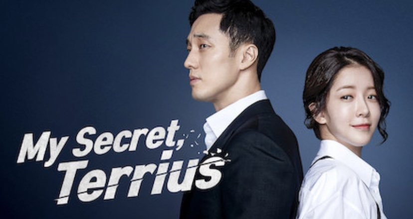 My secret, Terrius #Netflix