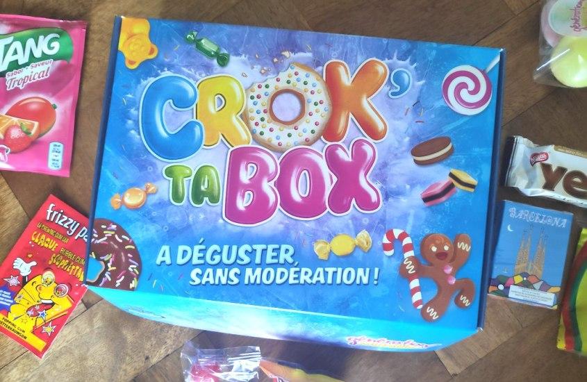 Crok ta box : les bonbons de notre enfance