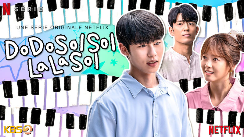 DoDoSolSolLaLaSol : une k-romance musicale et attendrissante