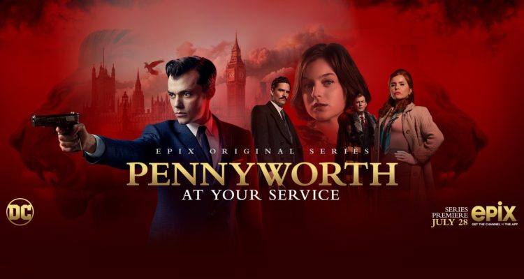 Pennyworth Amazon Prime