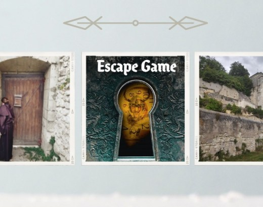 EscapegameViking Marmoutier Tours