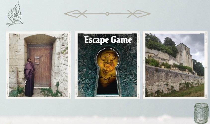 Escape Game : des Vikings à la brasserie