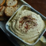 Perfect Roasted Garlic Hummus