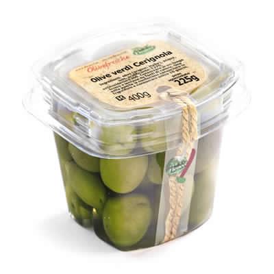 olive verdi cerignola giganti 225g