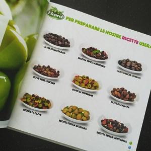 Ricettario Ficacci ricette con le Olive