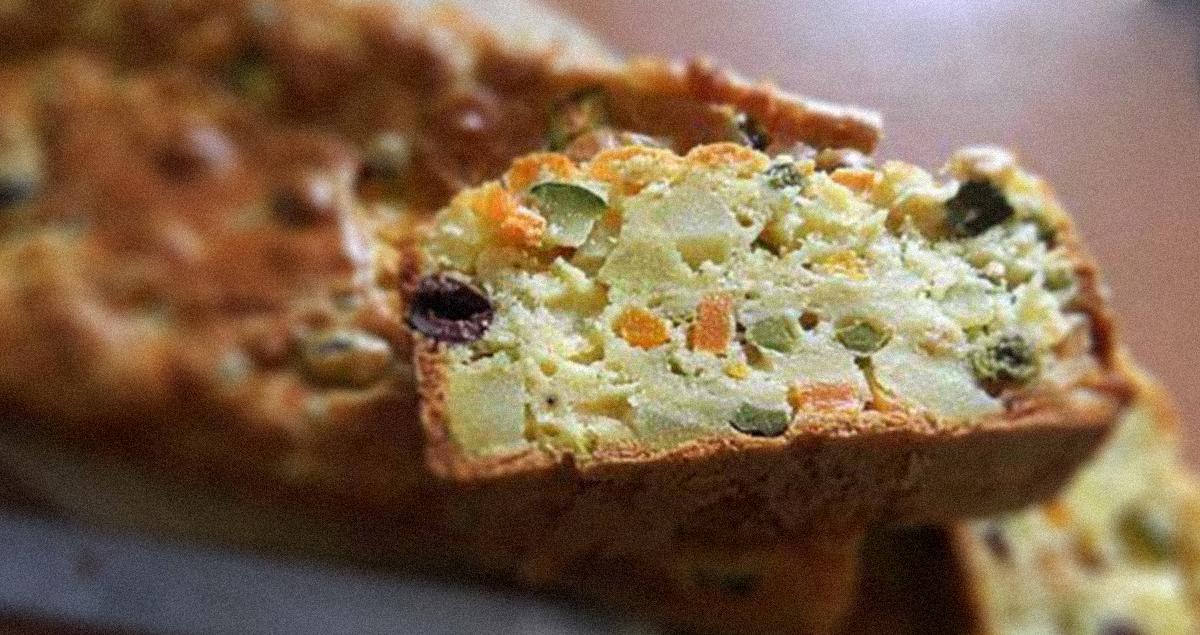 Plumcake-vegetariano