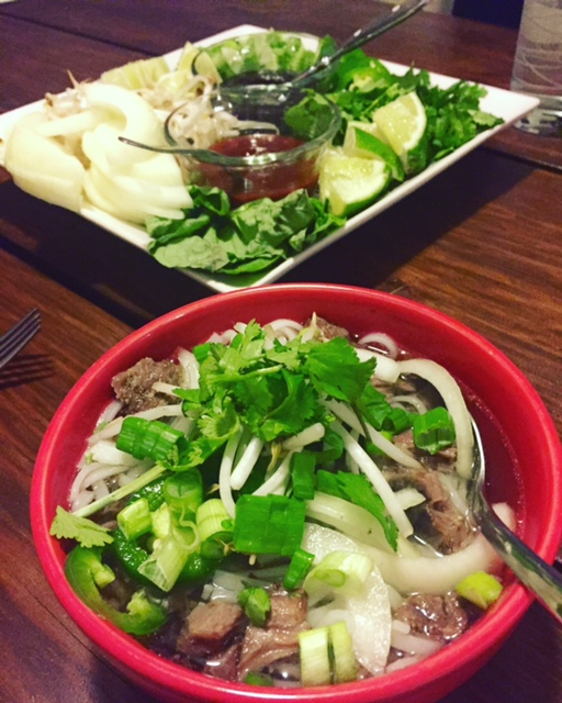 Pho – Olive Does The City