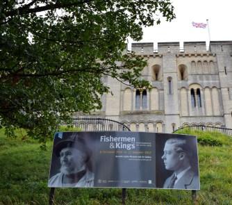 Norwich Castle exhibition 2016