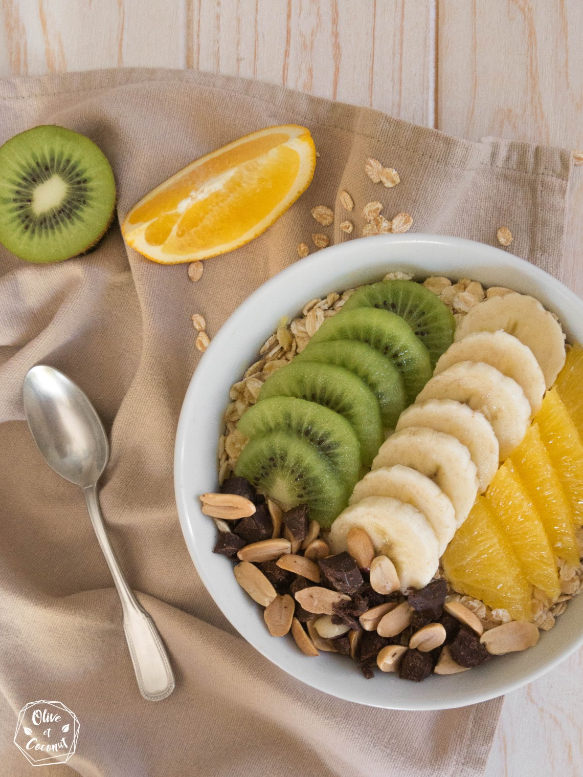 Breakfast Vegan Sans Gluten