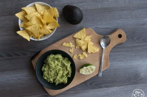 Guacamole Vegan Sans Gluten