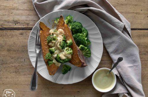 Patate Douce Vegan Sans Gluten