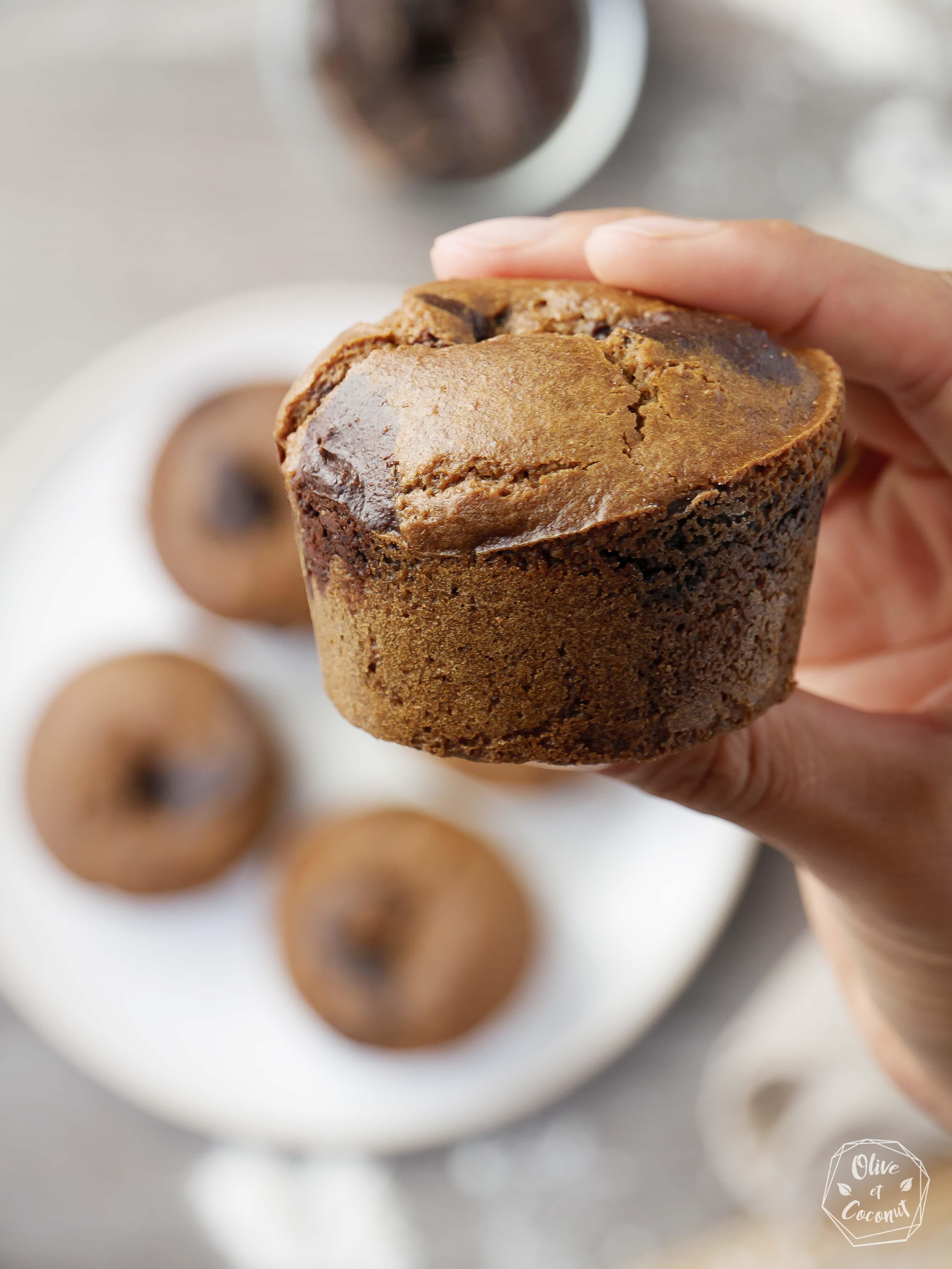 Muffins Vegan Sans Gluten