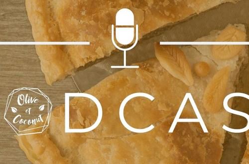 Podcast Tourte Champignons Vegan Sans Gluten