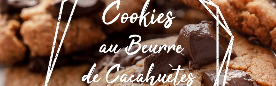 Cookies Beurre Cacahuètes