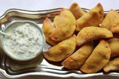 Crescents & Raita