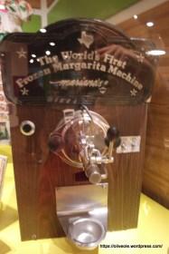 Worlds first frozen margarita machine