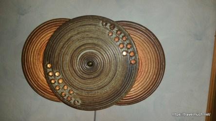 LOVE this ceramic lamp!