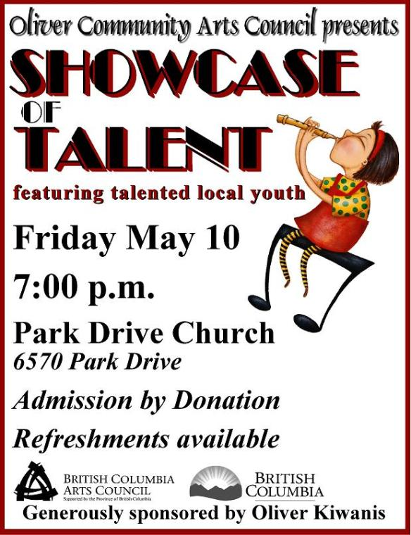Showcase of Talent