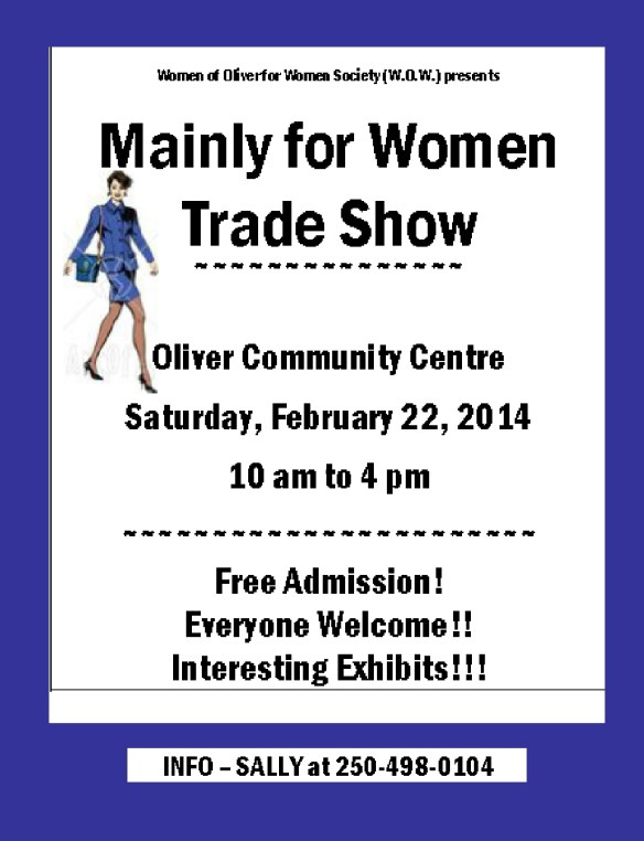 WOW Trade Show Poster