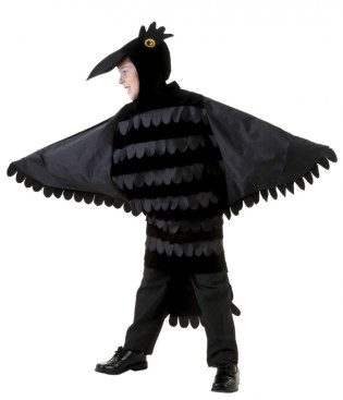 child-crow-costume