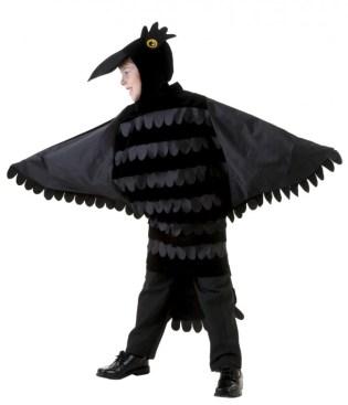 child-crow-costume