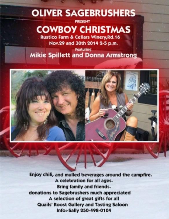 Cowboy Christmas 2014