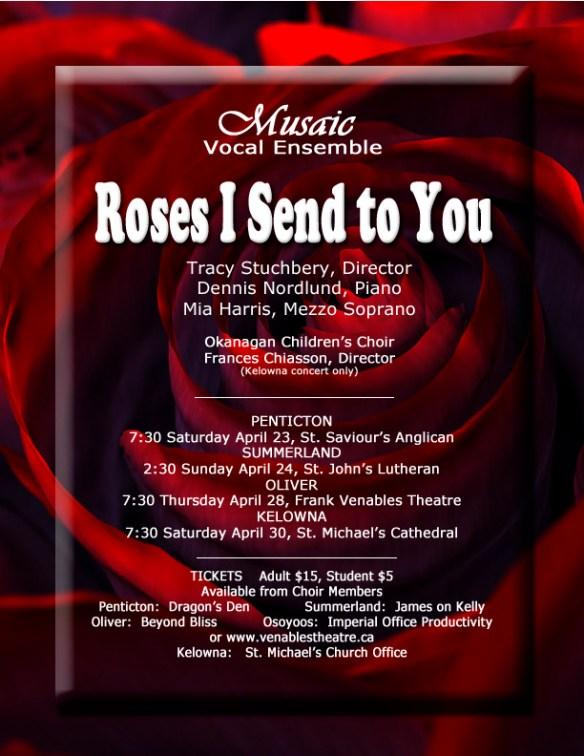 Roses I Send To You
