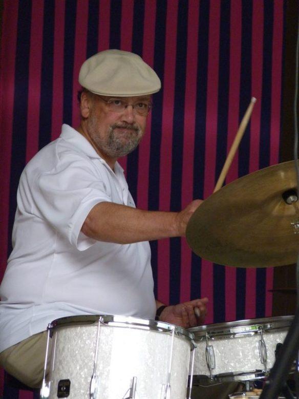 Bob Park, drums