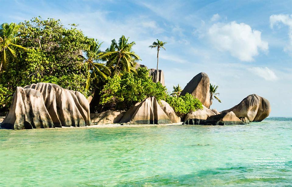 seychelles beach la digue