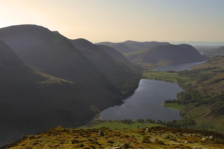buttermere-from-fleetwith-pike