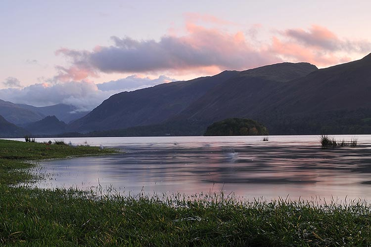 Derwent Water Sunset, Lake District