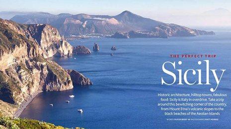 sicily aeolian islands