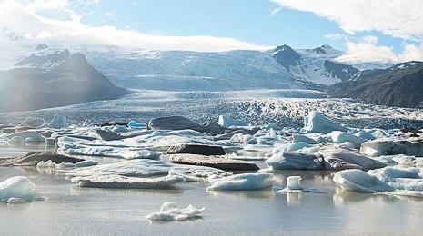 iceland jokusarlon lagoon