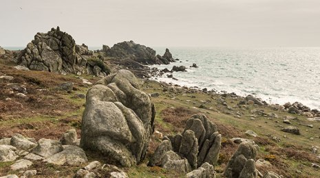 gugh scilly ernest journal oliver berry