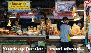 chiang mai market thailand