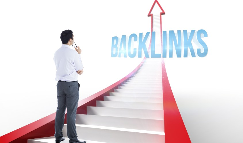Backlinks are the Holy Grail of SEO