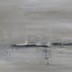 Oliver Watt paintng 'Quiet'