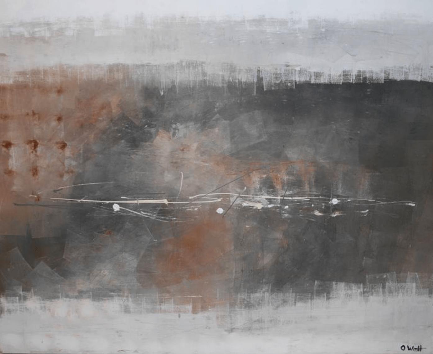 Divine painting Oliver Watt