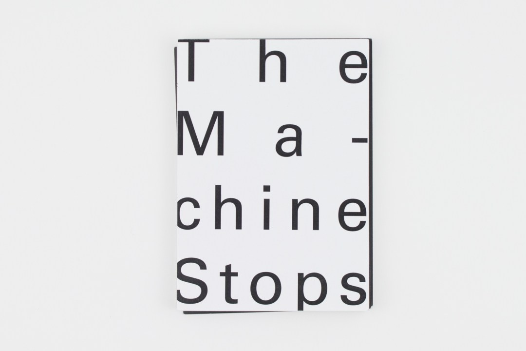 The Machine Stops Postcard Set