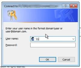 VMware backslash key
