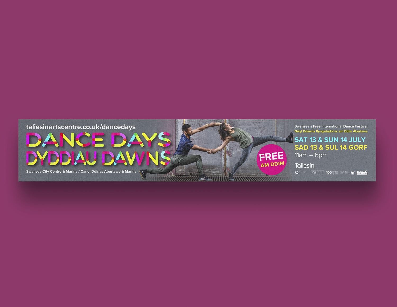 Dance Days Banner