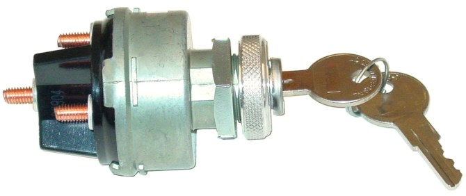 universal 4wire starter ignition switch  oliver parts for