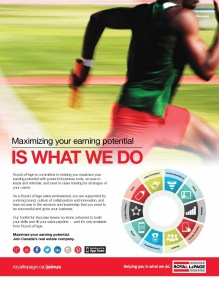 Royal LePage South Country Maximizing Earning Potential