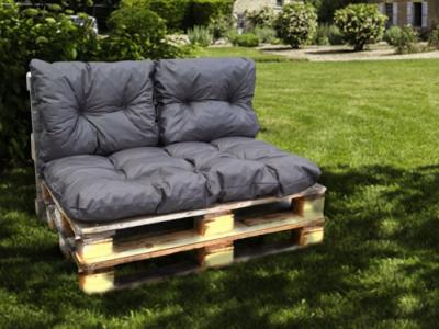 fauteuil diy avec des palettes