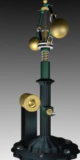 Watt Regulator 009 6000X3000