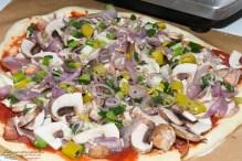 Pizza Schwarzwald