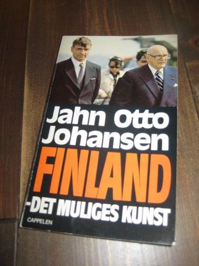 Finnland - det muliges kunst - Jan Otto Johansen